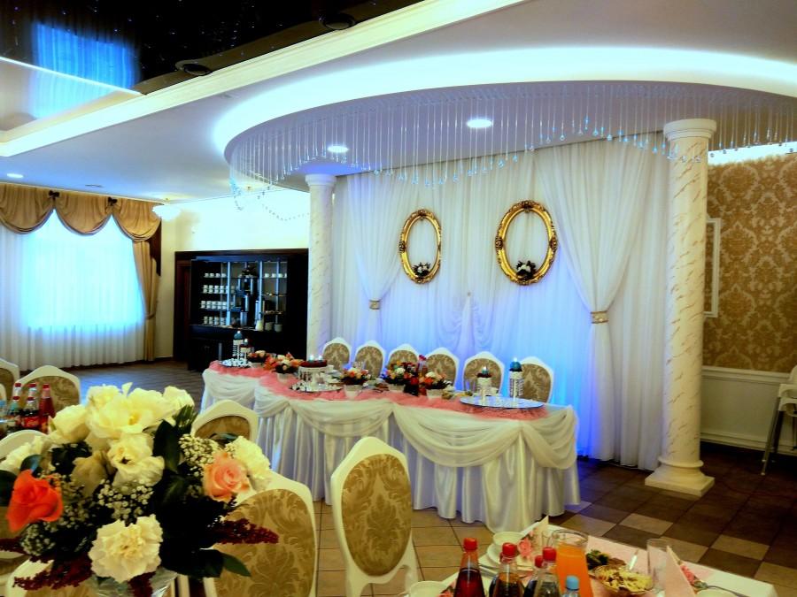"""Sala Bankietowa """"D""""- przed weselem"""