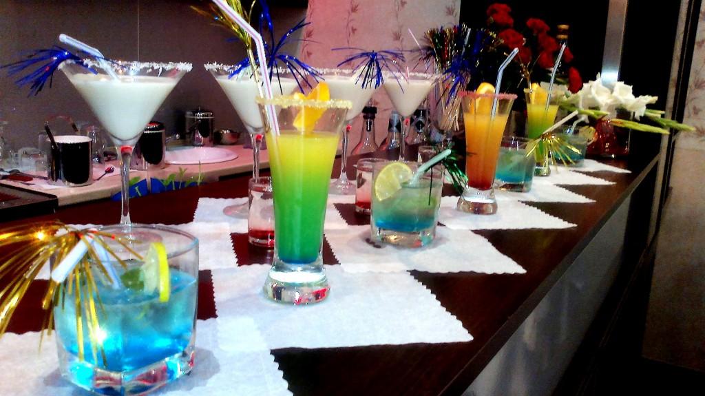 Drinki z Drink-baru